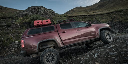 2019 Colorado Off Road Photography Workshop
