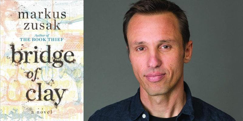 Changing Hands presents Markus Zusak: Bridge of Clay