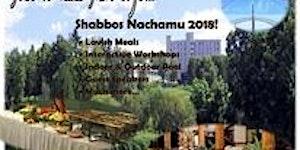Best Nachamu event for 2018