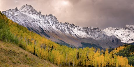 2019 Colorado Fall Color Landscape Photography Workshop  tickets