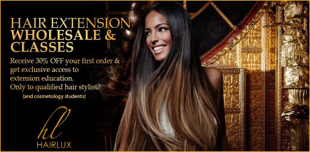 Hair Extension Workshop Deal Learn 4 Extension Techniques 16