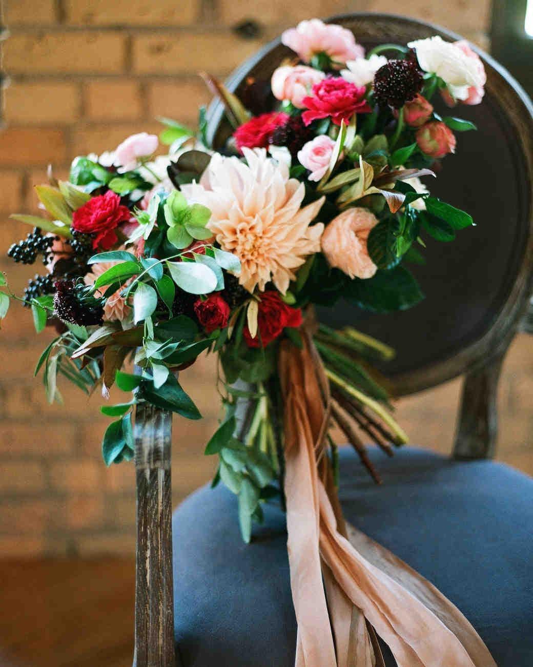 Fall Bridal Bouquet Design Class