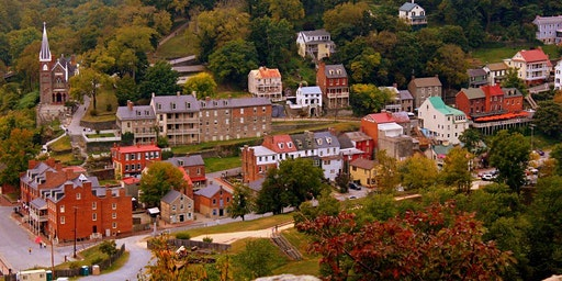 HARPERS FERRY  BUS TOUR FROM BALTIMORE