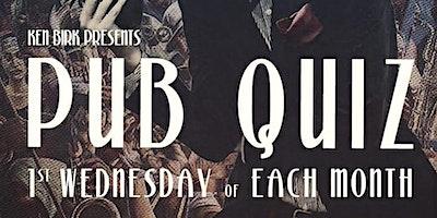 Ken Birk Presents Quiz Night