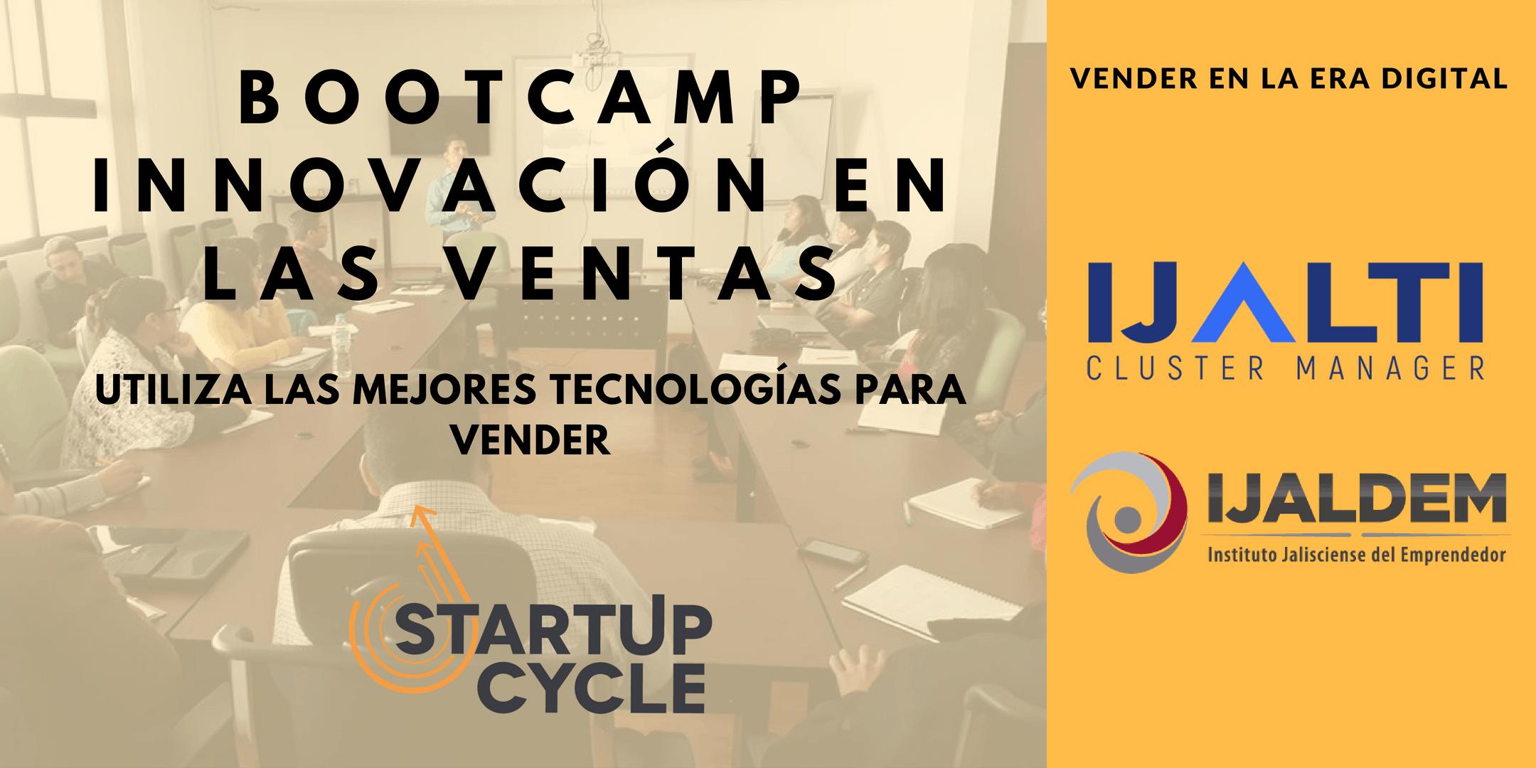 Bootcamp Innovación en las Ventas GDL