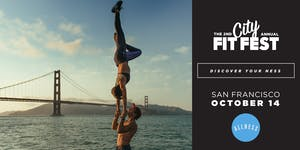 City FIT FEST 2018 in San Francisco
