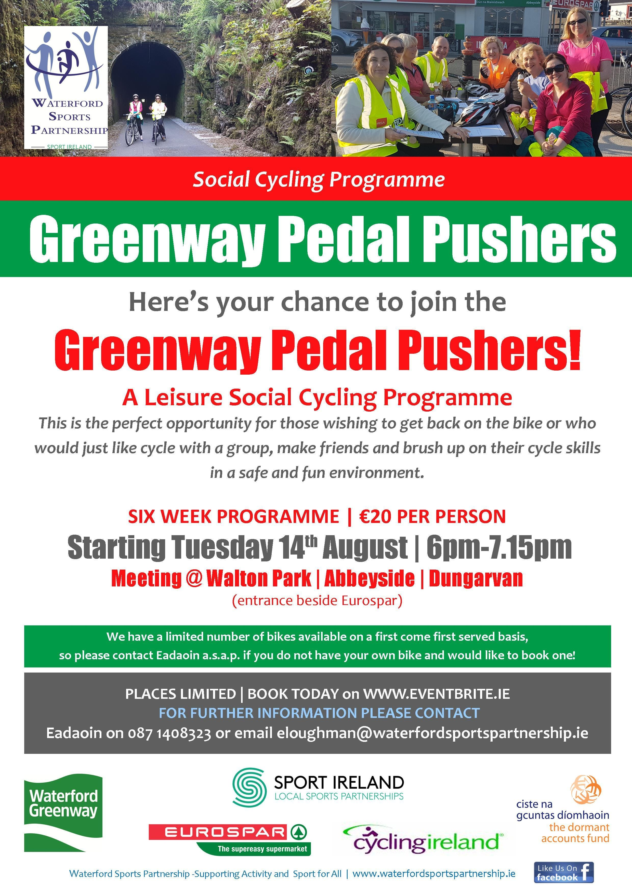 Greenway Pedal Pushers