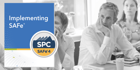 Implementing SAFe  - SAFe® 4.6 Delivered by SAI tickets