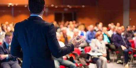 Free Public Speaking Training tickets