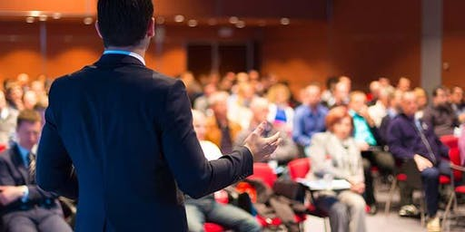 Free Public Speaking Training