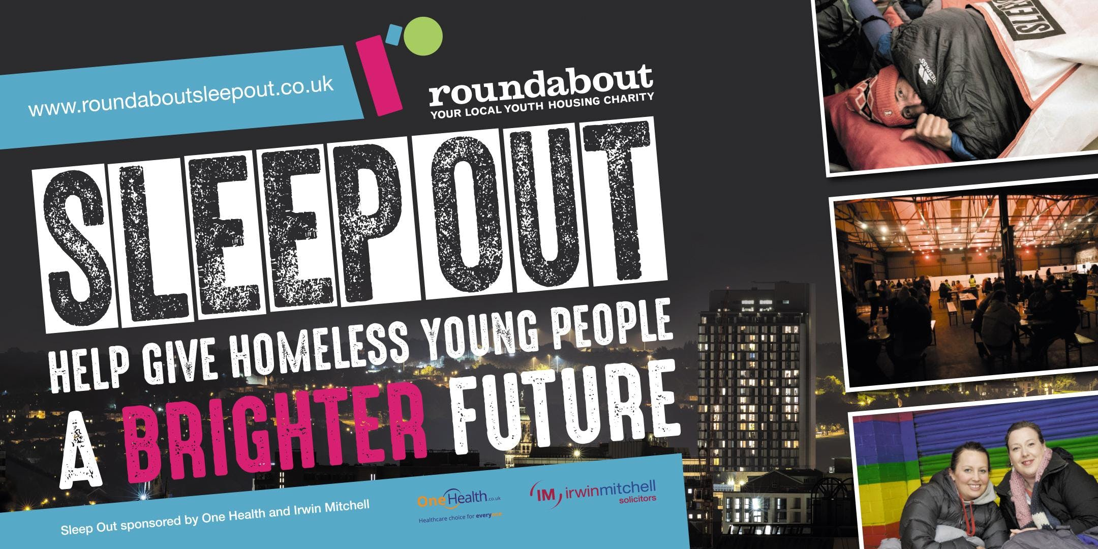 Roundabout Sleep Out 2018