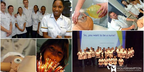 Burton Centre Open Day - Nursing and Midwifery tickets