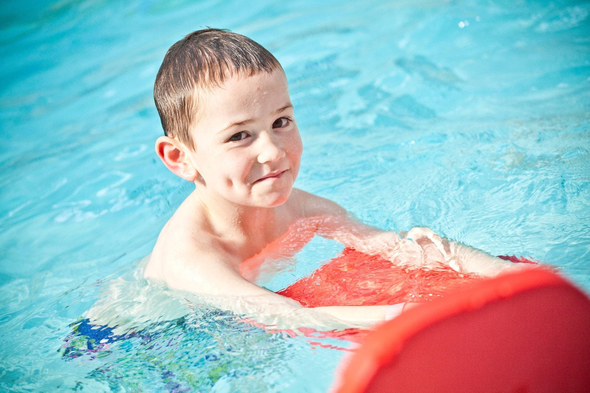4 Day Course - Intensive Stage 1 Swimming Lessons