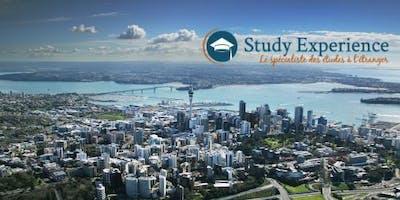 Les études en Nouvelle-Zélande (Invité : University of Auckland)