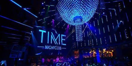 Time Nightclub FREE Guest List tickets