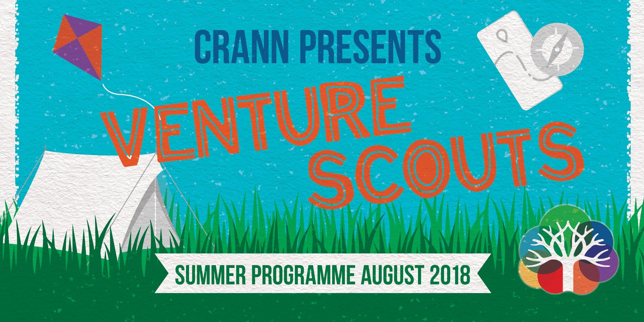 Crann Summer Programme-Scouts (Pioneering) Family Day for Siblings and Parents of Children with Spina Bifida/Hydrocephalus