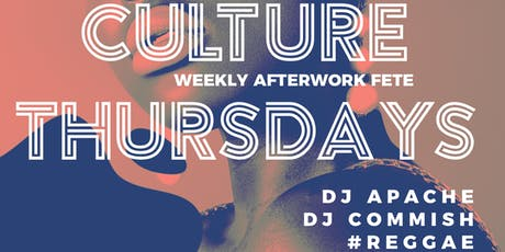 CULTURE THURSDAYS | @SWEETBKBAR tickets