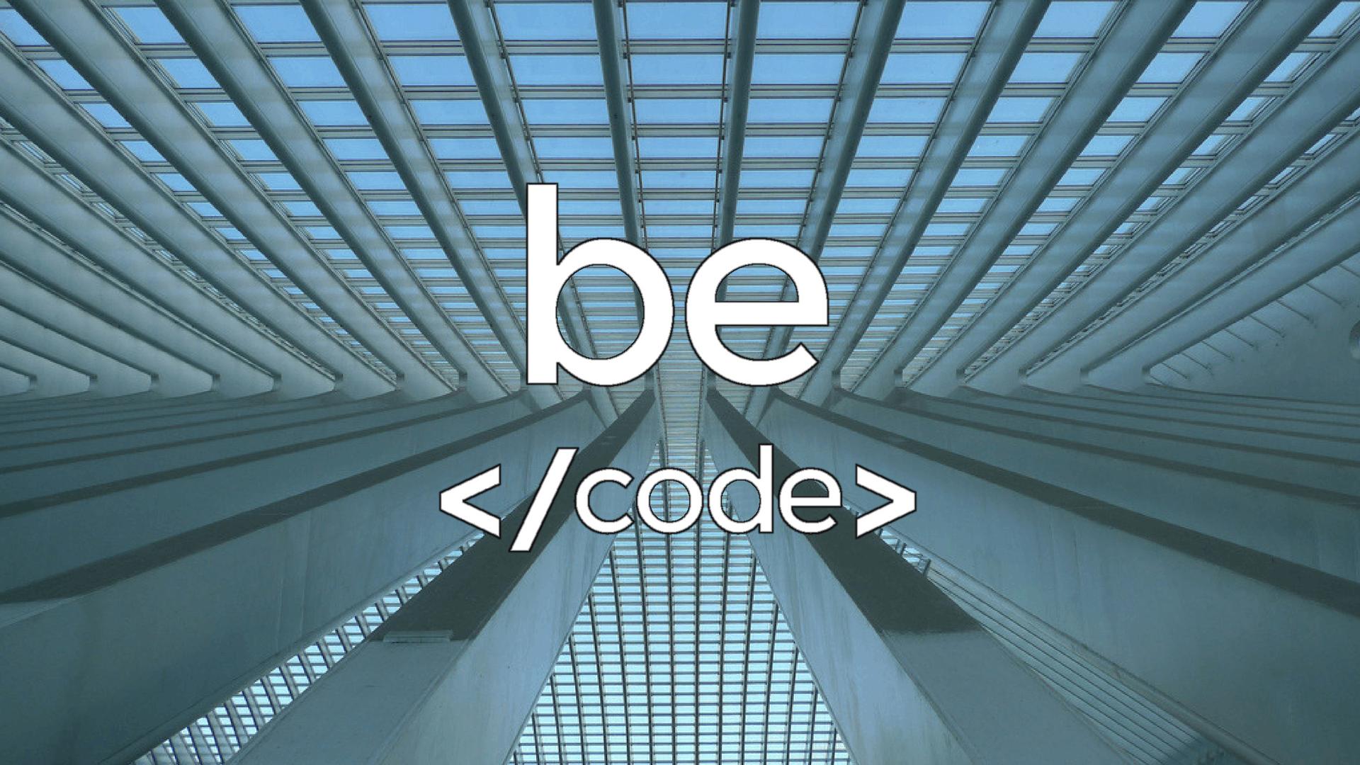 BeCode Débarque à Liège - Séance d'Informatio