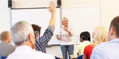 Training for PGR Supervisors