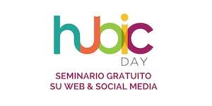 Hubic day Empoli | Seminario gratuito su Web & Social...