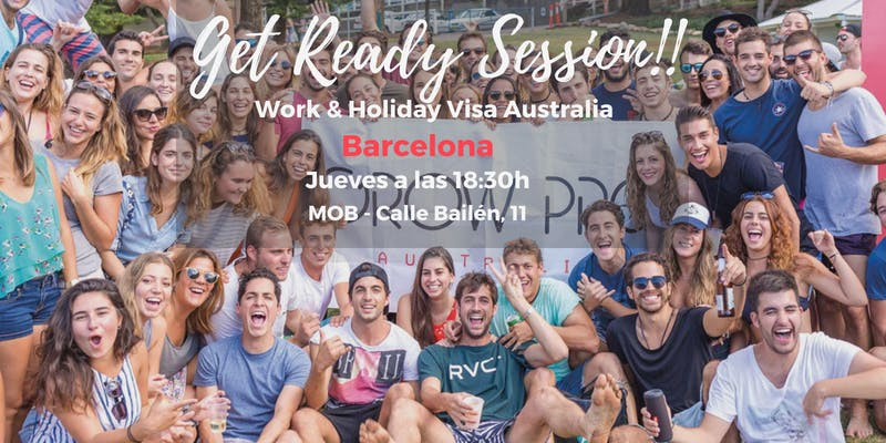 Get Ready Session - W&H Visa Australia (Barce