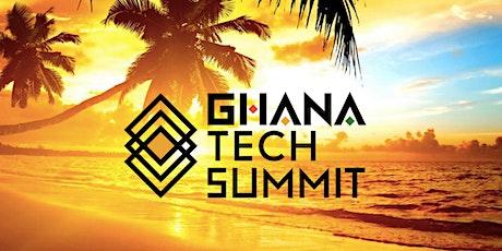 Ghana Tech Summit 2019 tickets
