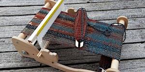Beginning Rigid Heddle Weaving