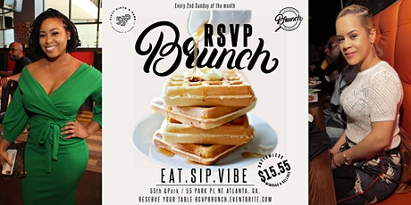 RSVP SUNDAY'S : A BRUNCH EXPERIENCE tickets