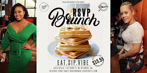 RSVP SUNDAY'S : A BRUNCH EXPERIENCE