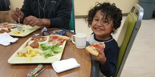 Meal-Serving Volunteer Opportunity @ Goodwill (3:45-6 PM)