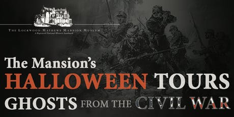 520 pm halloween tour ghosts from the civil war tickets