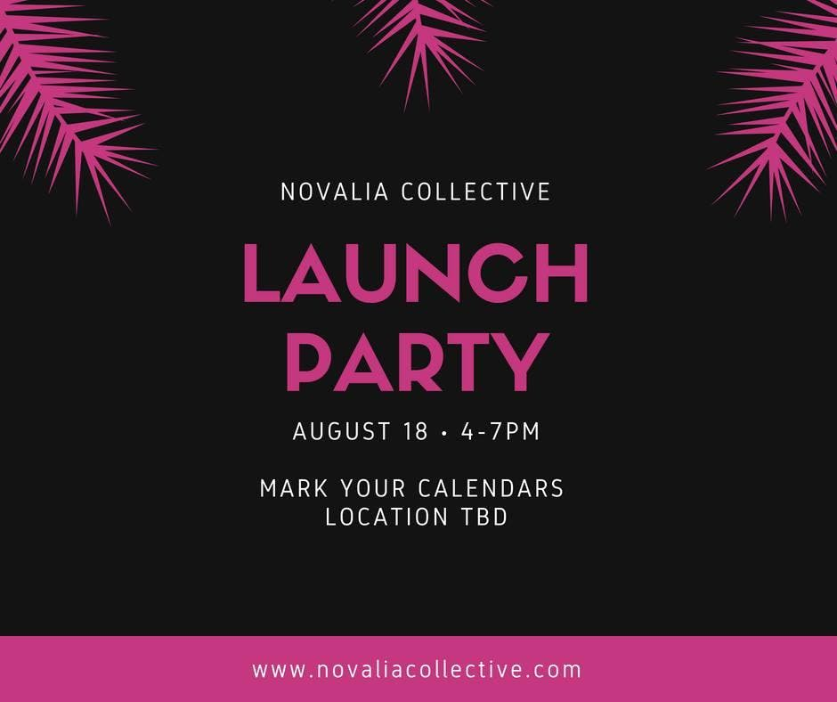 Novalia Collective Launch Party