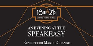 MakingChange: An Evening at the Speakeasy