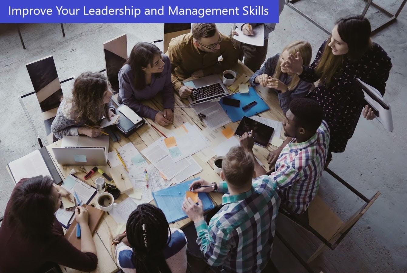 Management Development Programme - 7 Workshops - Surrey