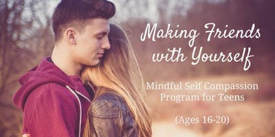 Winter: Making Friends With Yourself: Young Adult (Age 16-20)