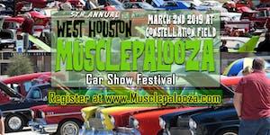 "5th Annual ""Musclepalooza"" Car Show Festival - March..."