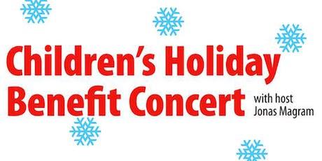 Jonas Magram's Annual Children's Holiday Benefit Concert tickets