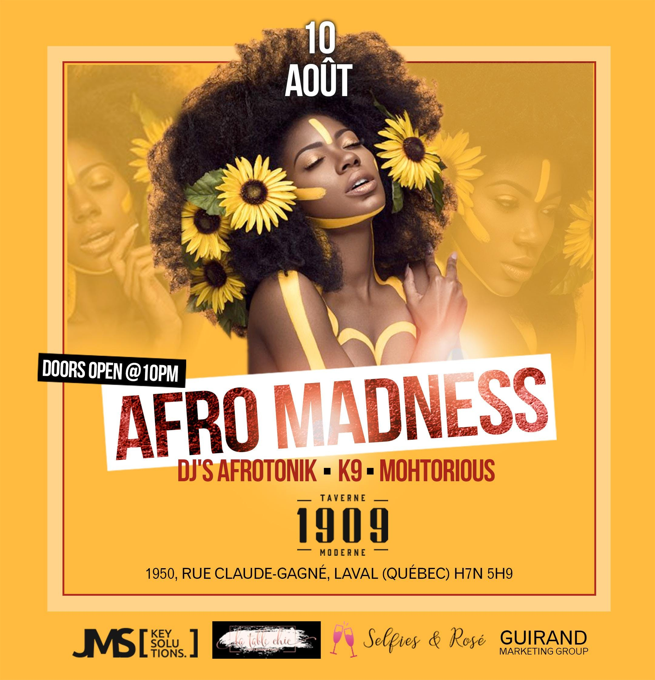*AFRO MADNESS*