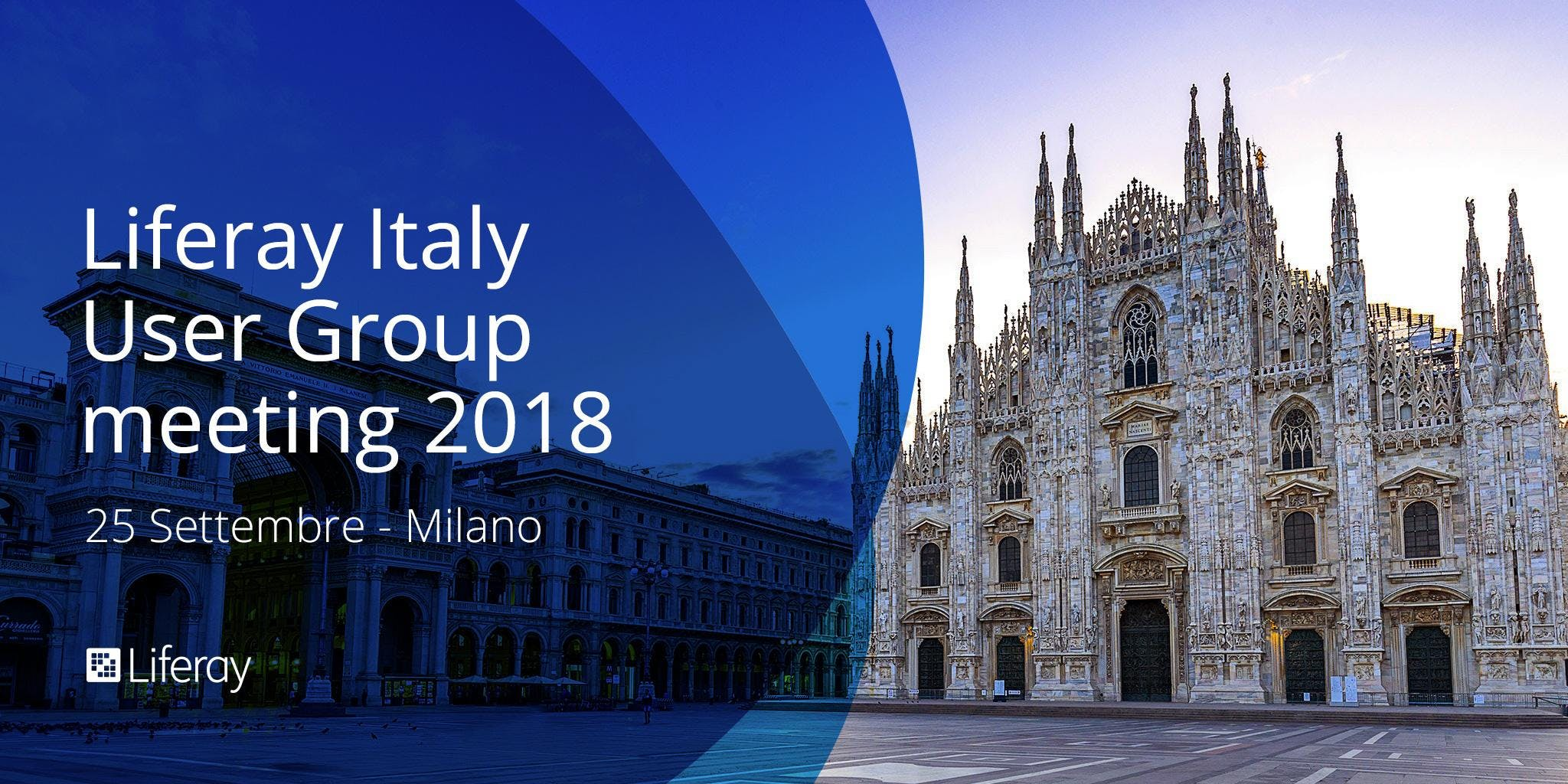 Liferay User Group Milano