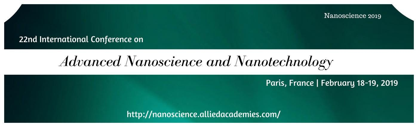 22nd International Conference on Advanced Nanoscience and Nanotechnology