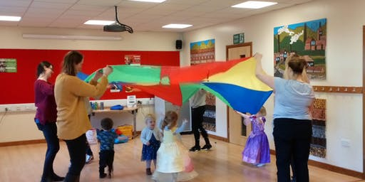 LP Dancing Tots Dance Classes (Book Weekly September 2018 to July 2019)