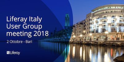 Liferay User Group Bari