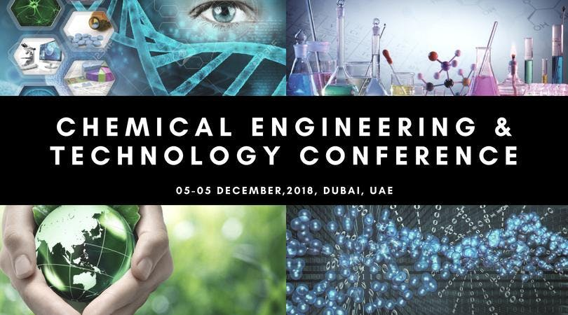 Chemical Engineering Conference 2018