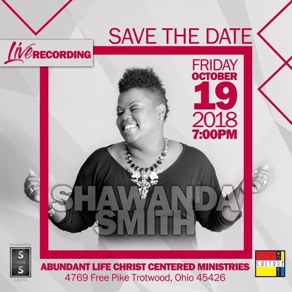 "Shawanda Smith ""Live"" Recording"
