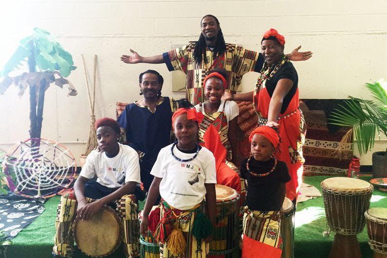 West Michigan Jewels of Africa: Grand Rhythm