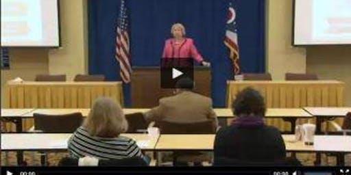 Adult Guardianship Education Program -AdG 9-12-19 PreService