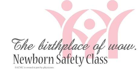 Newborn Safety & Baby Basics tickets