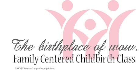 Family Center Childbirth Class tickets
