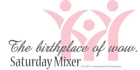Saturday Mixer (childbirth, newborn safety, breastfeeding) tickets