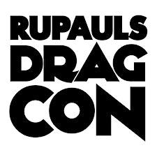 RuPaul's DragCon logo